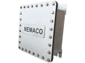 SSL NEMA 6P submersible enclosure by NEMACO