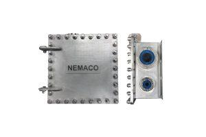 NEMACO™ NEMA 6P Enclosures with Roxtec seal Banner small