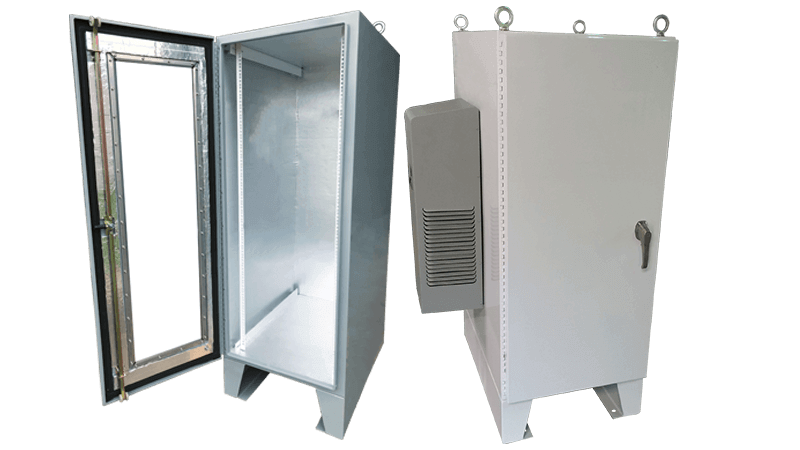 Nemaco Air Condition NEMA 4x Rack Server Cabinets